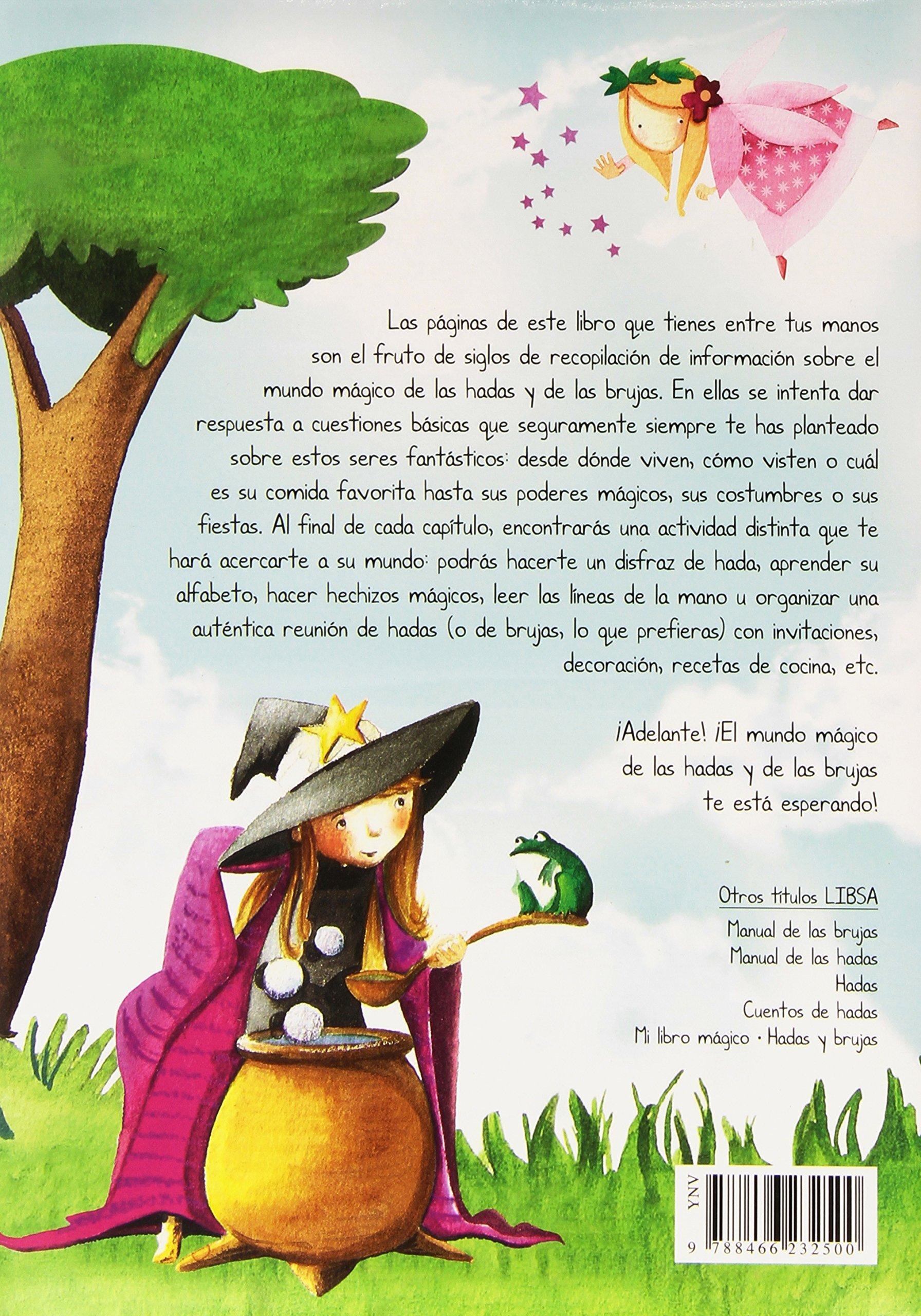 Hadas Y Brujas (Mi Libro Mágico): Amazon.es: Agustín Celis Sánchez, Sandra  Ramírez Llanas: Libros