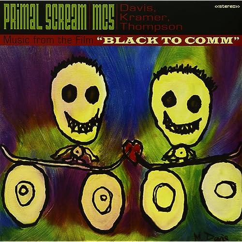 Black To Comm [VINYL]