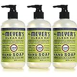 Mrs Meyers Hand Soap, Lemon Verbena, 12.5 Fluid Ounce (Pack of 3)