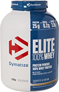 Dymatize Nutrition Elite Whey Cookies And Cream