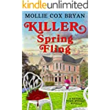 Killer Spring Fling: A Victoria Town Mystery Novella (Victoria Town Mysteries Book 1)