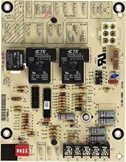 oem upgraded replacement for heil furnace control circuit board  heil 1170063 control fan timer