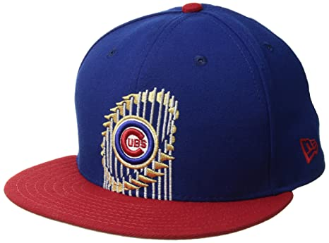a64879538d1 Image Unavailable. Image not available for. Color  MLB Chicago Cubs 2016 World  Series Champions OTC Hat ...