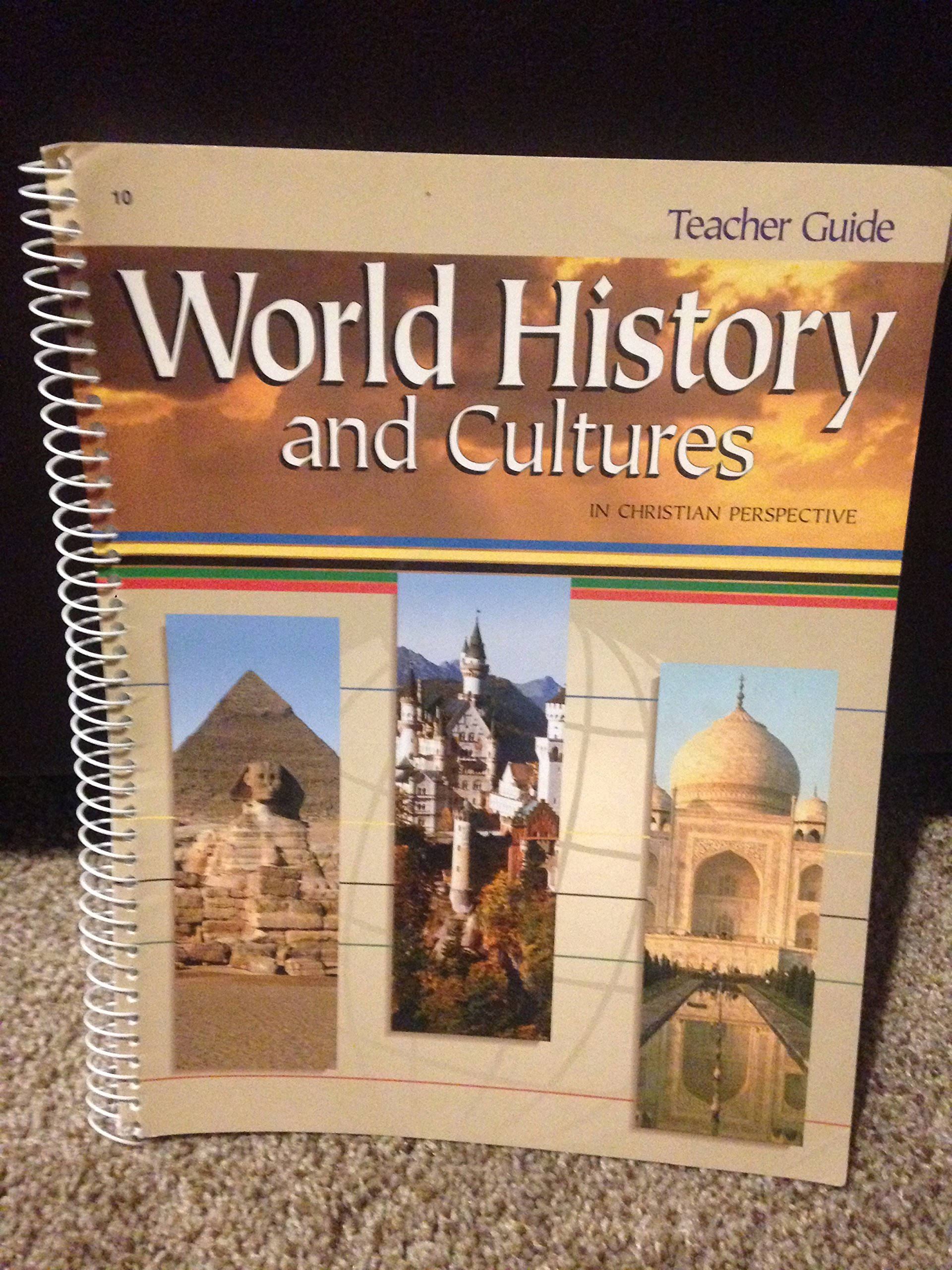 World History and Cultures in Christian Perspective (Teacher Guide): Kevin  Hozey, Brian Ashbaugh: Amazon.com: Books