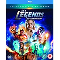DC's Legends of Tomorrow: Season 3 [Blu-ray] [2018]