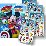 Amazon Com Bendon Mickey And The Roadster Racers Coloring And