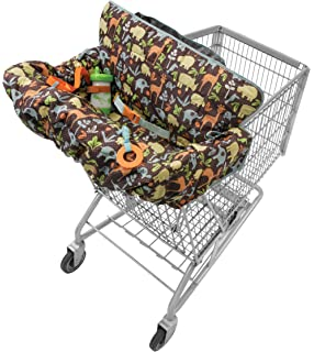 Amazon.com : Shopping Cart Cover for Baby or Toddler | 2-in ...
