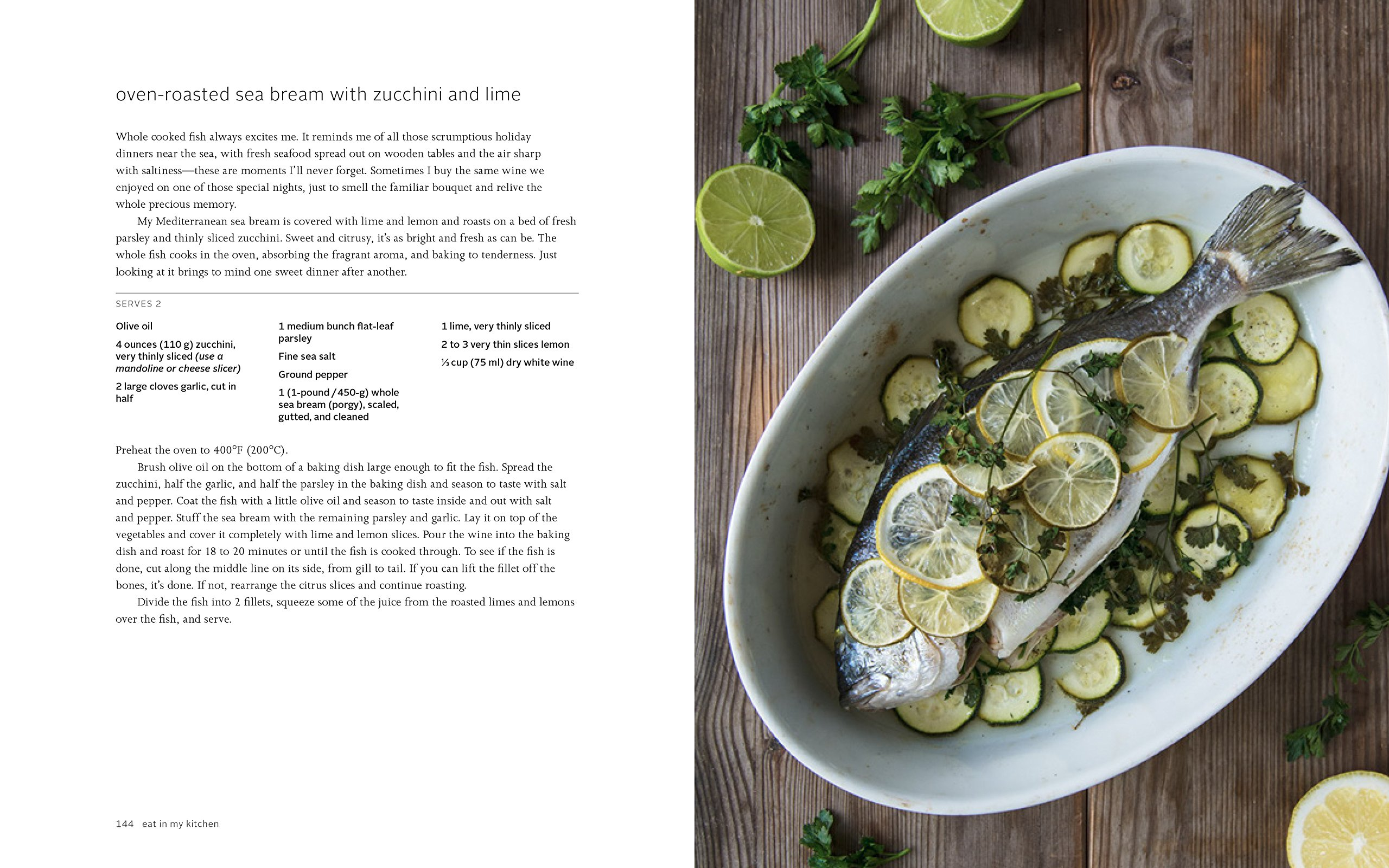 Eat in My Kitchen: To Cook, to Bake, to Eat, and to Treat: Meike ...