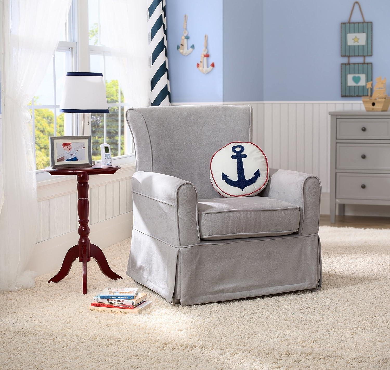 Amazon Delta Furniture Benbridge Upholstered Glider Swivel