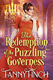 The Redemption of the Puzzling Governess: A Clean & Sweet Regency Historical Romance (The Merchant's Daughters Book 2) (English Edition)