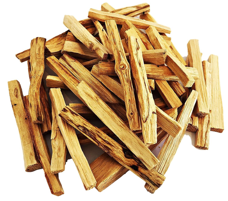 Palo Santo o Bursera graveolens; 20 palos de madera recién ...