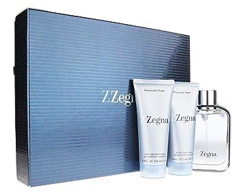 Ermenegildo Zegna Zzegina Eau De Toilette & Body Wash ...