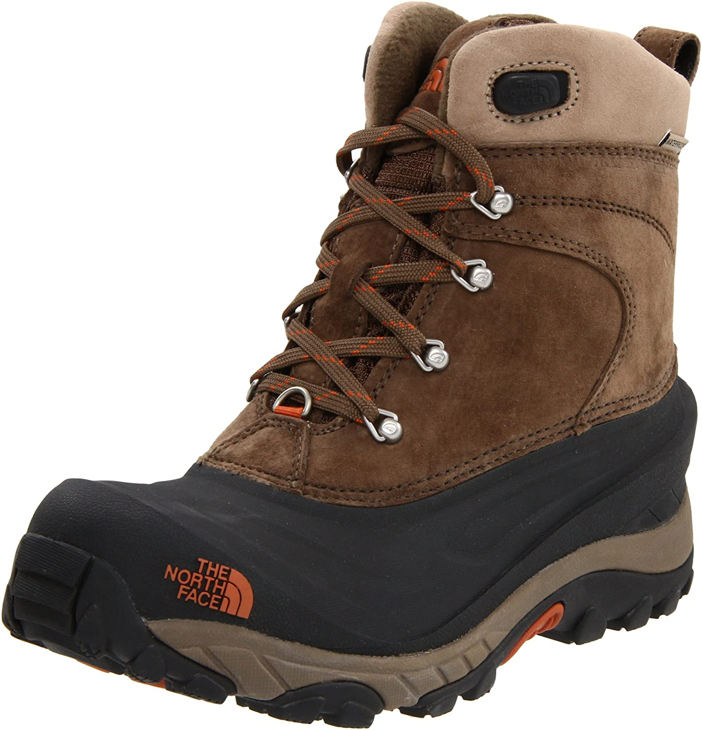 ce50f2c4d7be THE NORTH FACE Men s Chilkat II Insulated Boot Brown  The North Face   Amazon.ca  Shoes   Handbags