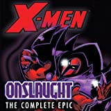 img - for X-Men: The Complete Onslaught Epic (Collections) (4 Book Series) book / textbook / text book