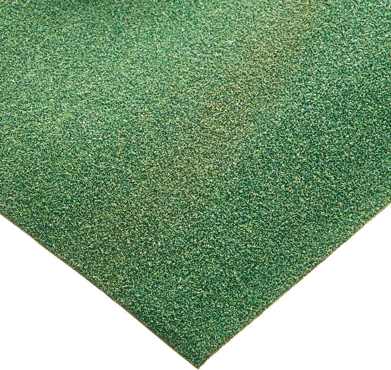 "Simi Creative Products Grass Paper Mat 12""X50""-Medium Green"