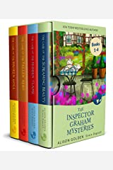 The Inspector Graham Mysteries: Books 1-4 (The Inspector David Graham Series Boxset Book 1) Kindle Edition