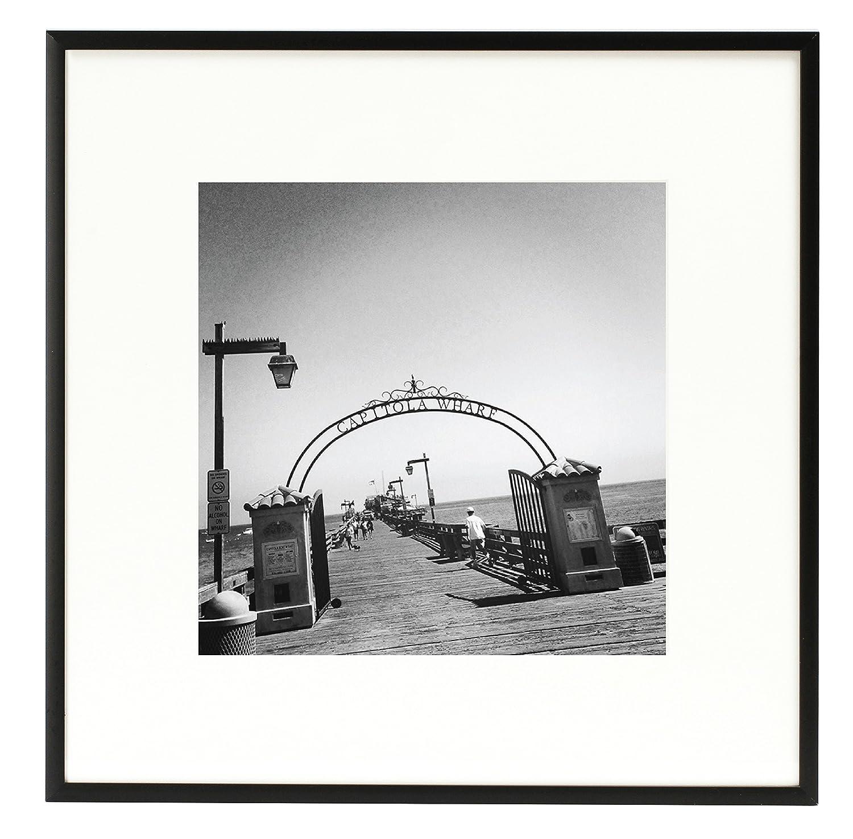 Golden State Art Metal Wall Photo Frame 12x12 11x20 8x8 11x14 Aluminum