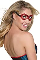 Rubie's Costume Co Women's Dc Superheroes Supergirl Mask