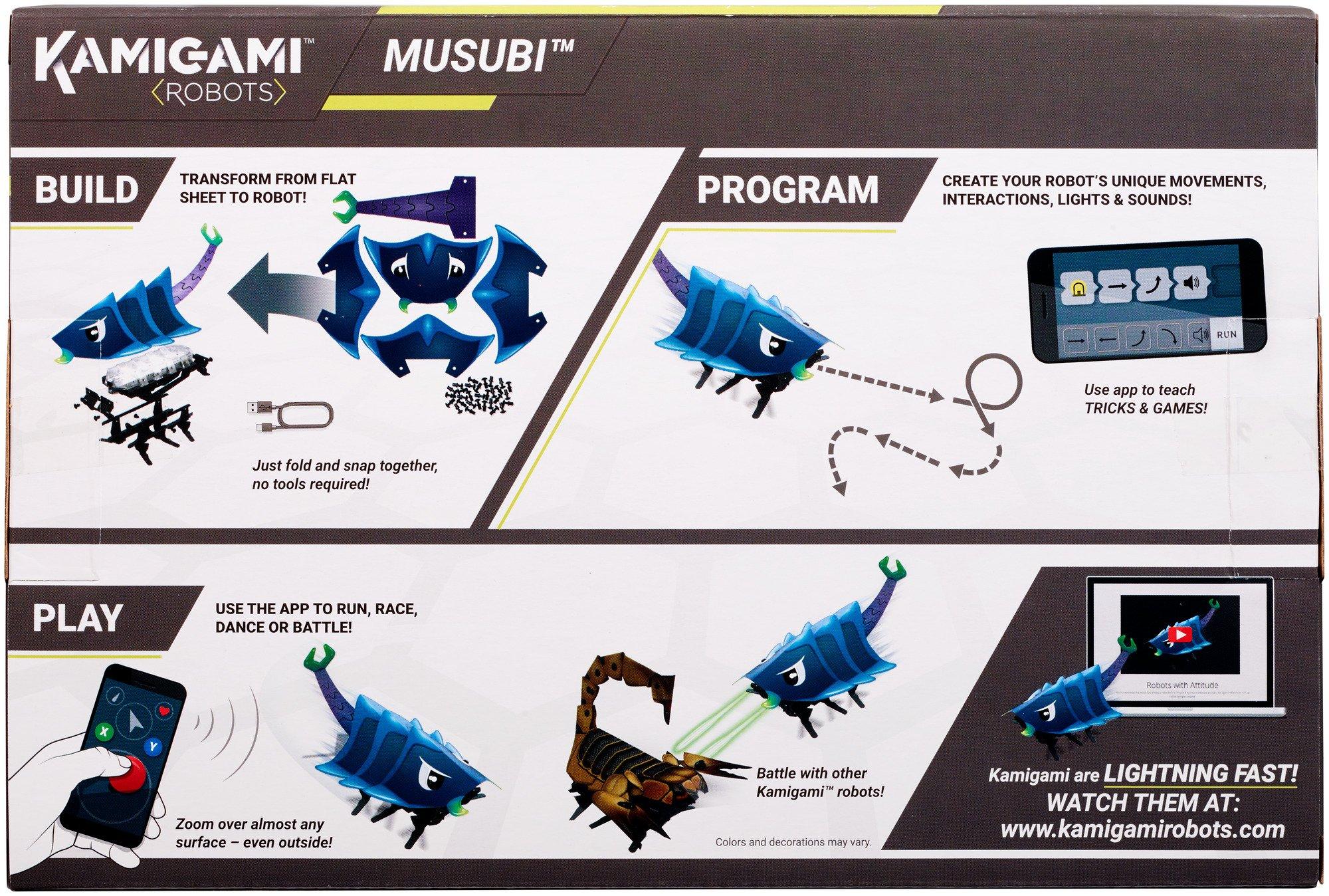 Kamigami Musubi Robot by Mattel (Image #14)