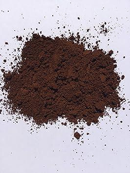 Marrón caoba (1 libra) Pigmento/tinte para hormigón, cerámica, pintura de casa, renderizador, señalando, cemento, yeso, ladrillos, azulejos, etc
