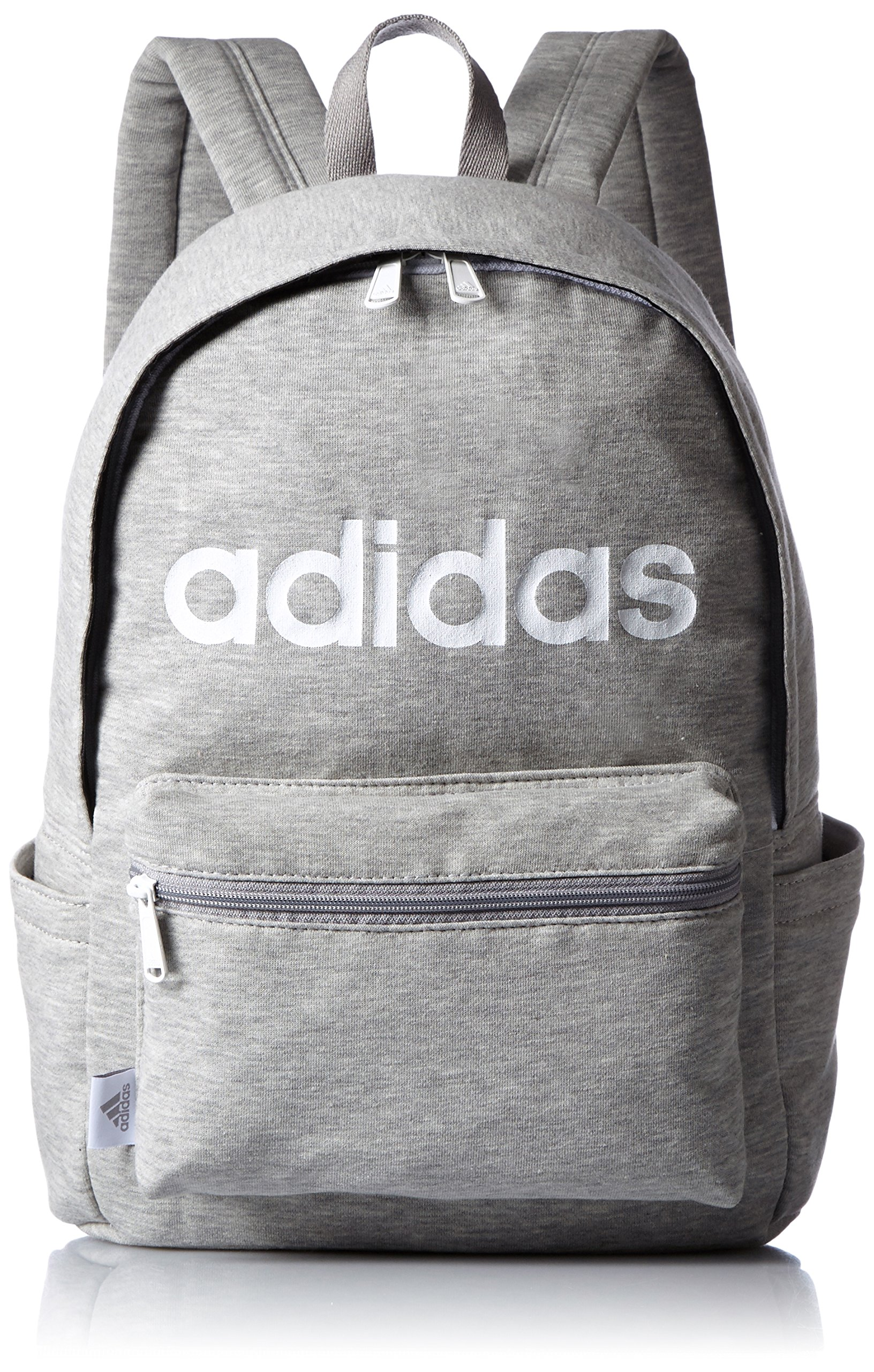 adidas Luc sport casual 42cm 17L 47423 47423 09 (medium gray heather) by adidas (Image #1)