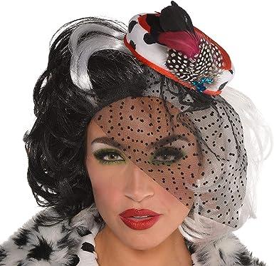 Suit Yourself Tocado para Disfraz de 101 dálmatas de Halloween ...