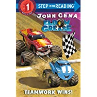 Elbow Grease: Teamwork Wins! (Elbow Grease: Step into Reading; Step 1)