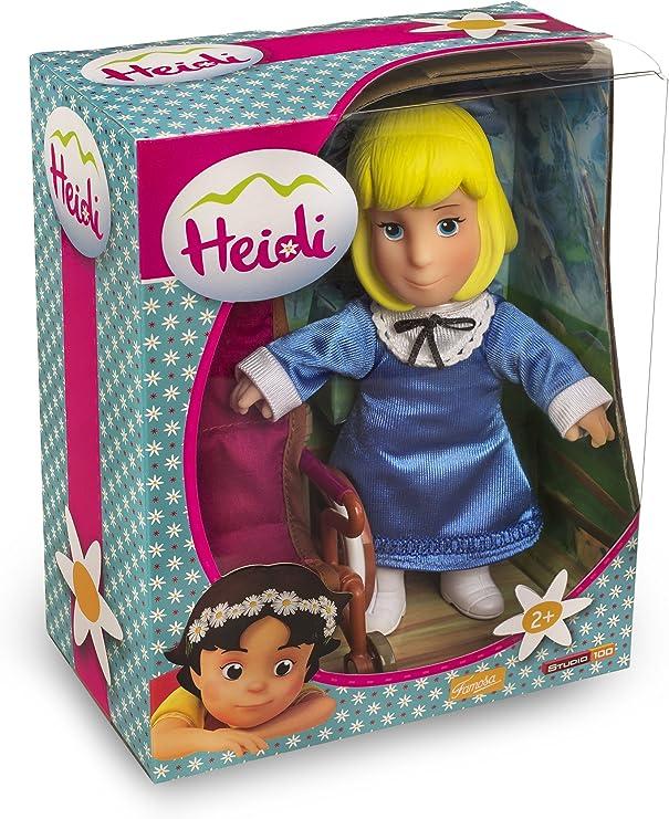 Amazon.es: Heidi - Clara y la Silla (Famosa 700012540): Juguetes y ...