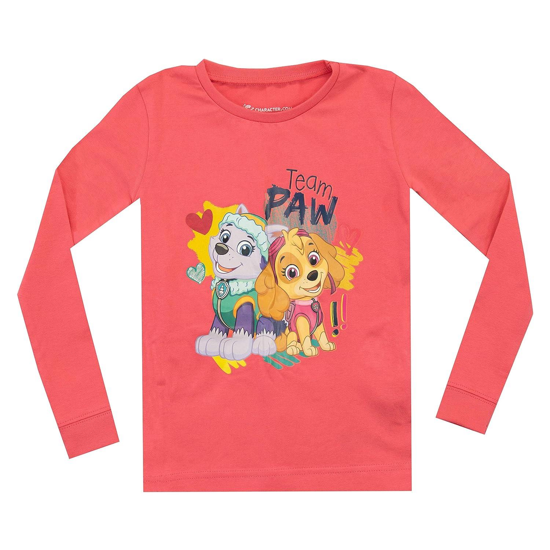 Paw Patrol Girls Skye and Everest Pajamas