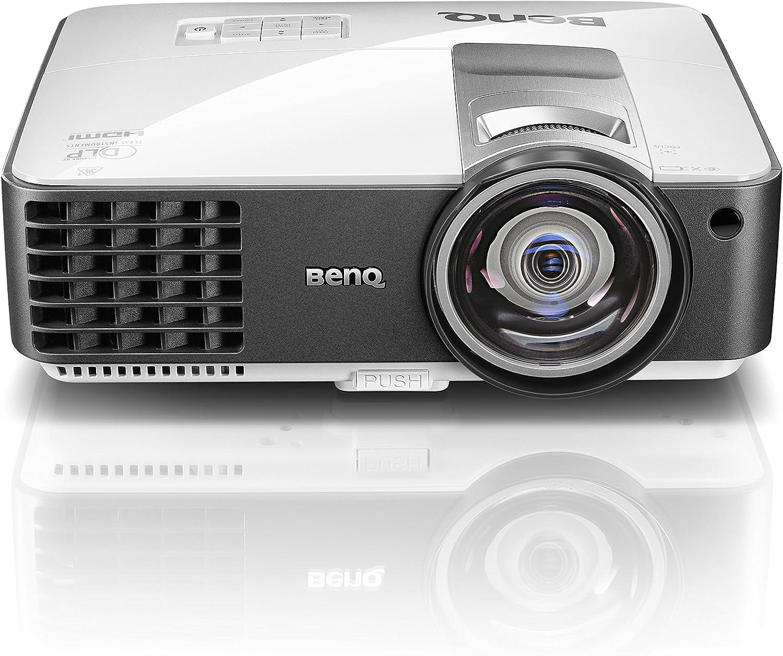 BenQ MX806ST - Proyector DLP XGA tiro corto (3000 Lumens, HDMI ...