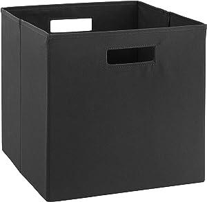 Linon Home Decor Linon Dawes Black 2pk Storage Bin
