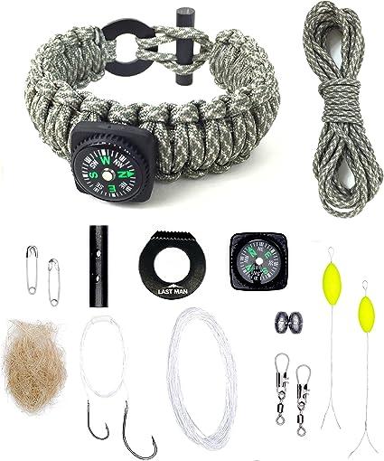 Paracord Survival Kit
