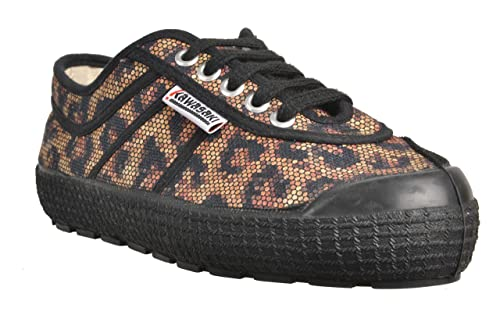 Zapatillas KAWASAKI 87 ANIMAL HI Negro Unisex: Amazon.es: Zapatos y complementos