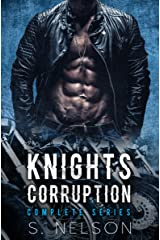 Knights Corruption Complete Series (Books 1-5) Kindle Edition