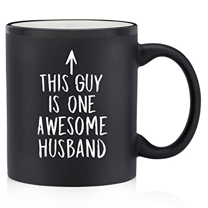 One Awesome Husband Funny Mug