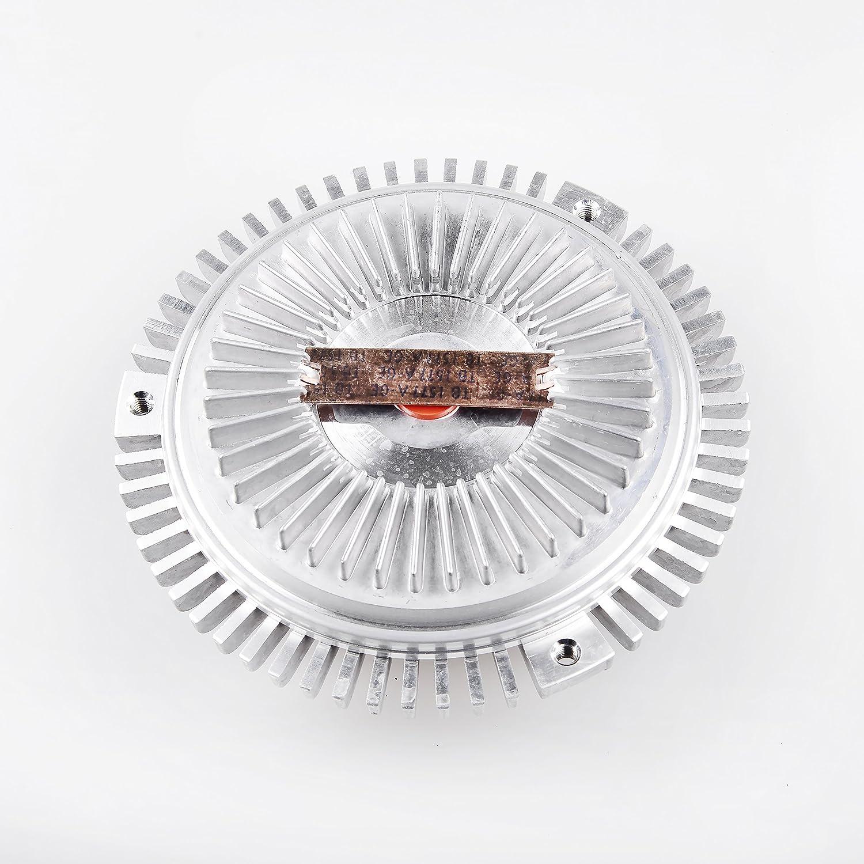 Mechapro 2691 Premium Engine Cooling Fan Clutch for BMW 3 5 7 X5 Z3 E36 E46 E35