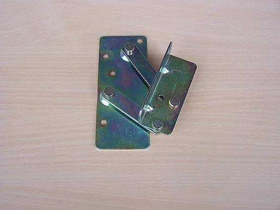 Dolle profesional de la tapa de bisagra a la derecha - piezas de repuesto para el suelo de las escaleras: Amazon.es: Bricolaje y herramientas