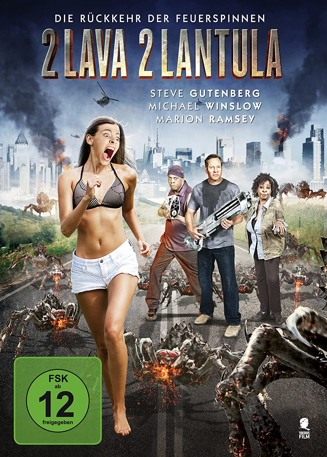 2 Lava 2 Lantula (2016) ORG Hindi Dual Audio 480p BluRay x264 ESubs 300MB