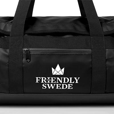 The Friendly Swede wasserfeste Reisetasche mit Rucksackfunktion im Test