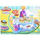 Play-doh Cake Making Station Playset