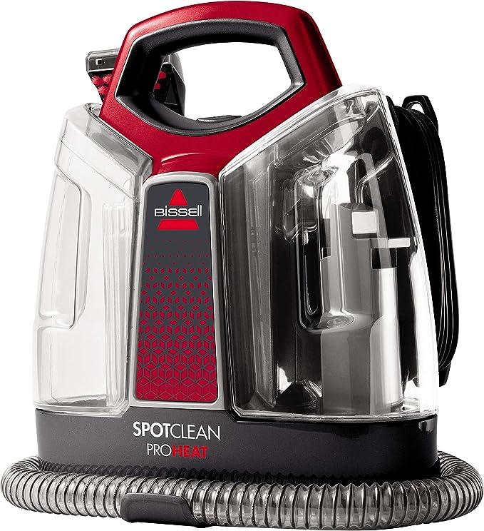 Bissell Spotclean Proheat limpiador de alfombras y quitamanchas ...
