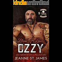 Blood & Bones: Ozzy (Blood Fury MC Book 9)