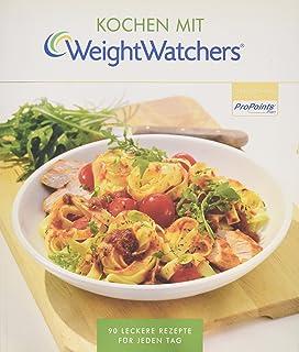 Backen Mit Weight Watchers 90 Susse Und Herzhafte Rezepte Amazon De