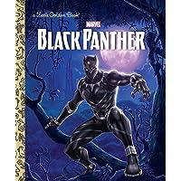 BLACK PANTHER LITTLE GOLDEN BK