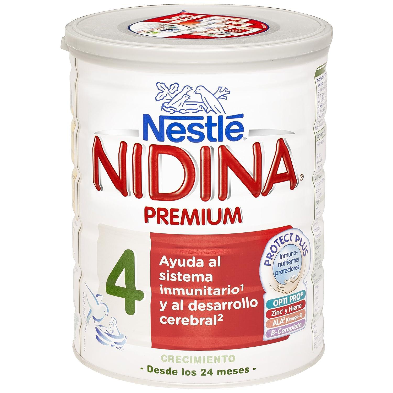 ... nidina, Nestle Nidina, Nidina 4, Nutricion infantil, leche infantil, leche en ...