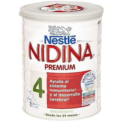 NESTLÉ NIDINA 4 - A partir de los 24 meses - Leche de crecimiento en polvo
