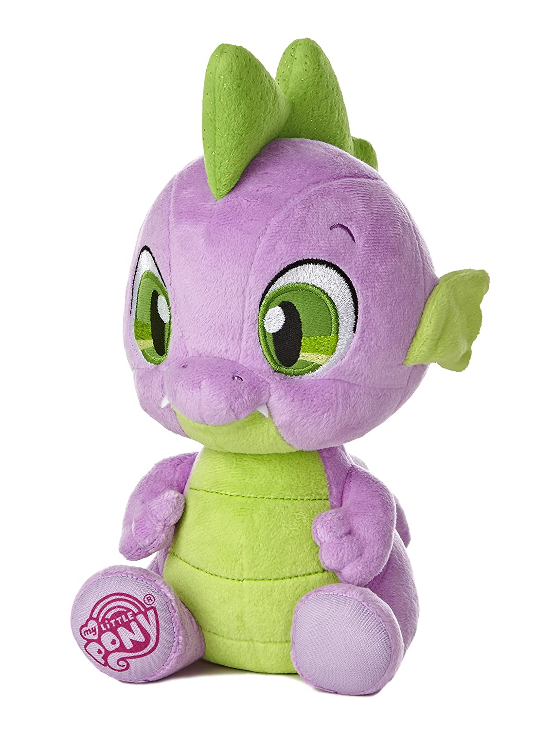 Amazon.es: Aurora World Spike My Little Pony - Peluche de dragón (25, 4 cm): Juguetes y juegos