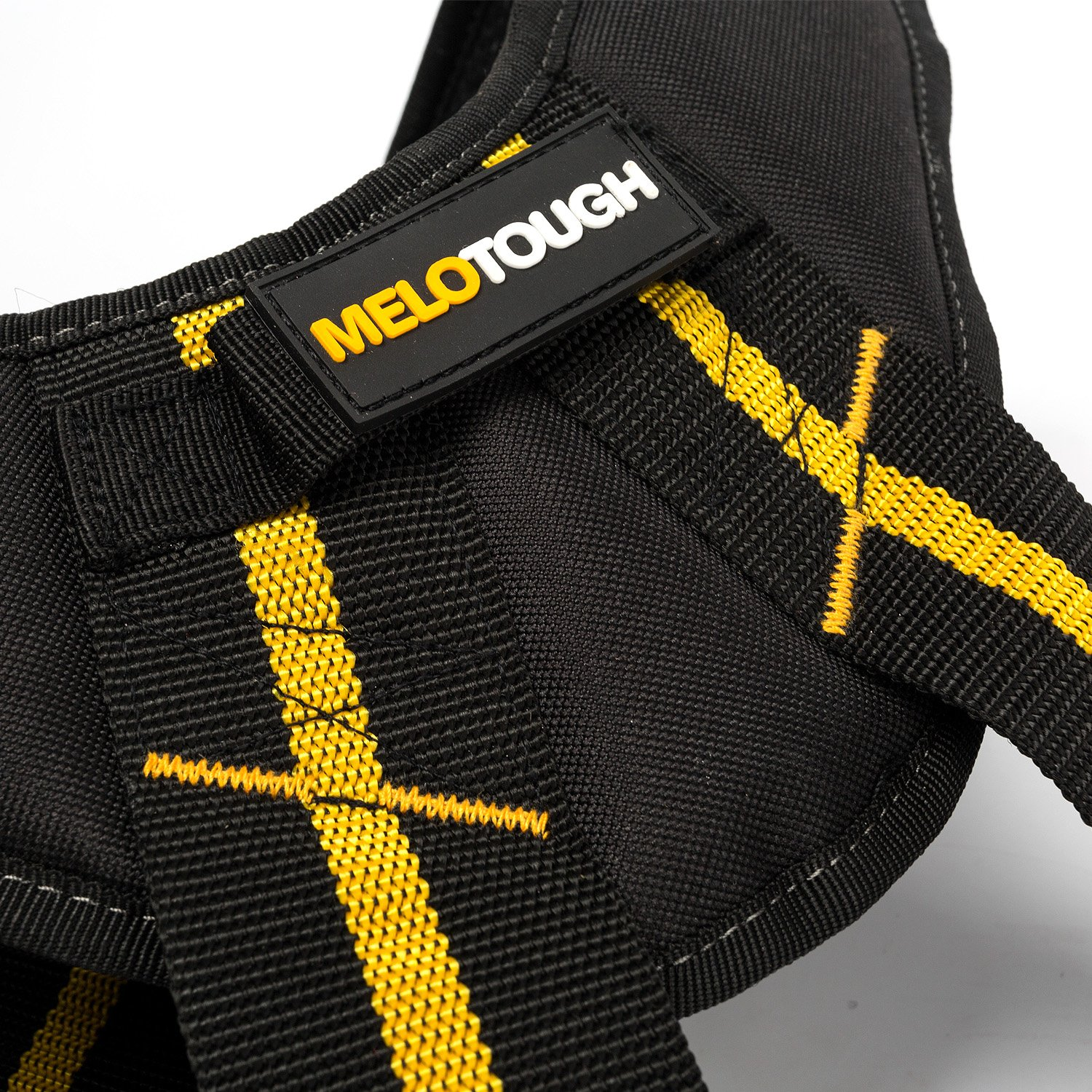 Tool Belt Suspenders|Padded Suspenders with movable phone holder Tape Holder Pencil holder,Flexible Adjustable Straps, suspenders Loop Attachments for carpenter electrician work Suspension Rig by Melo Tough (Image #9)