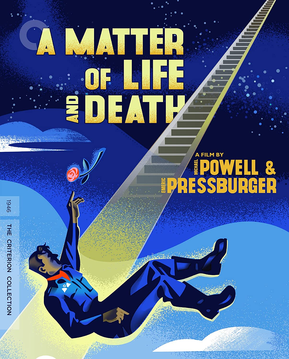 Image result for a matter of life and death criterion poster