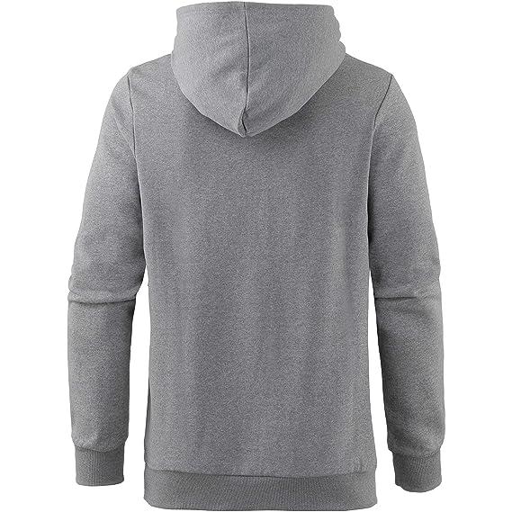 heather Gris Et Sweat Druck Und Mit Denim Kapuze Sweatpullover 2803 Tailor Accessoires Shirt Tom Melange Vêtements Small Grey Homme q1wAPxvHTf